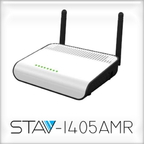 Modem Router ADSL2+ 300Mbps 4 cổng Wireless-N